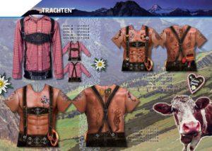 Trachten 3-D-Kostüm-Shirts katalogübersicht