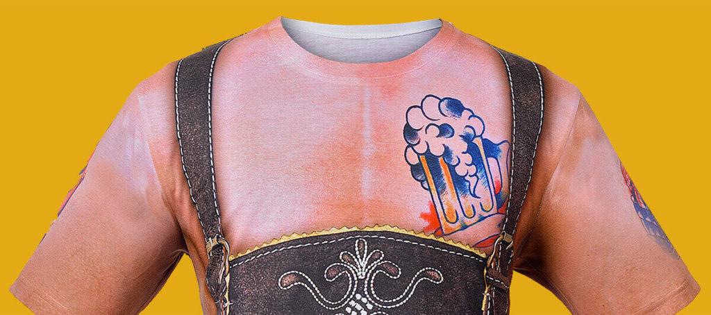 Neue Motiv Shirts von Luna Tex